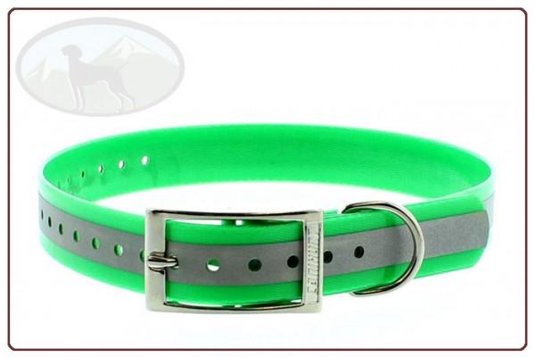 Canihunt PU-Halsband Reflektor