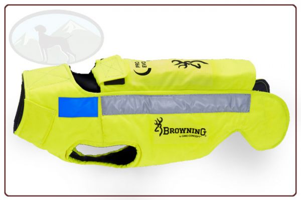 Hundeschutzweste Browning Protect Pro Evo