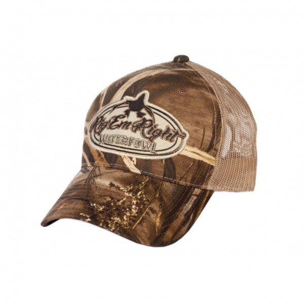 RIG'EM RIGHT Trucker Cap