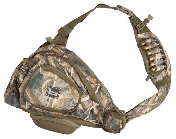 Banded Nano Sling Backpack
