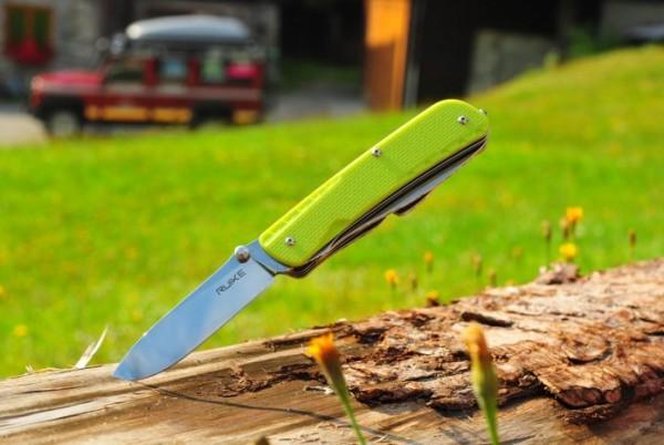 Rettungsmesser Ruike Trekker LD43 Outdoor