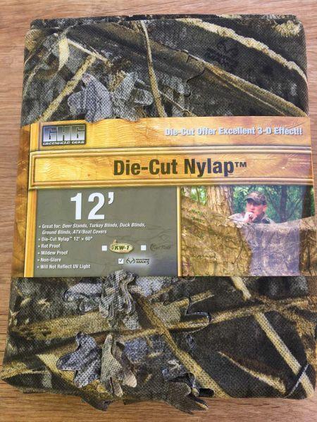 Tarnznetz Die-Cut Nylap