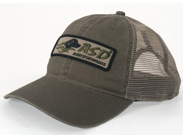 ASD Patch Cap