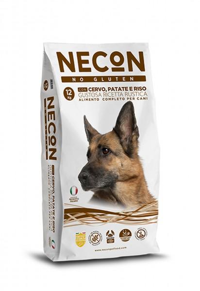 Necon Wild und Kartoffel Hundefutter  - glutenfrei