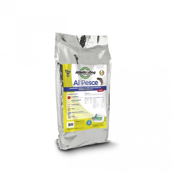 Atletic Dog Hundefutter FISCH PLUS