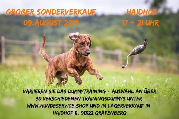 Sonderverkauf-Hundeservice-Peter-M-ller-Haidhof